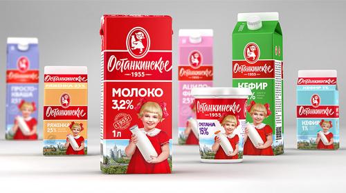 Отзыв от ОАО «Останкинский молочный комбинат»