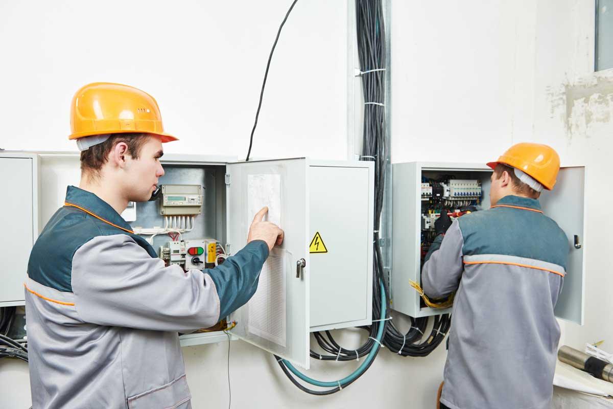 Обучение по электробезопасности.