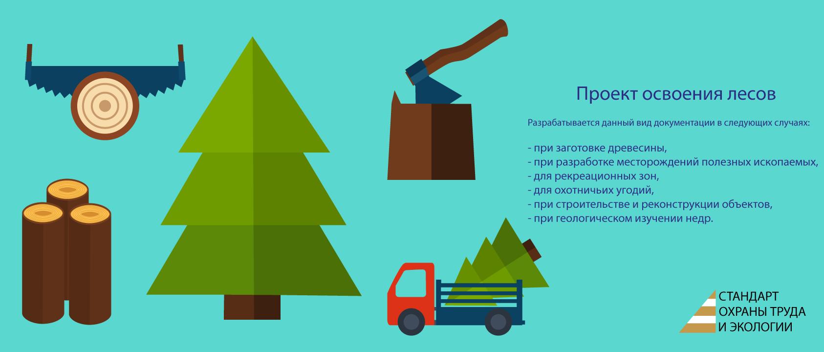 proekt osvoeniya lesov