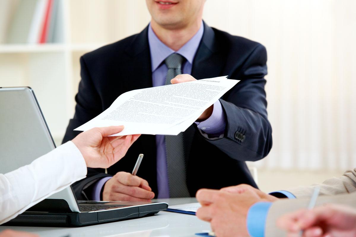 Получение лицензии по обращению с отходами.